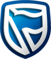 Standard Bank Logo - Robin Barnwell