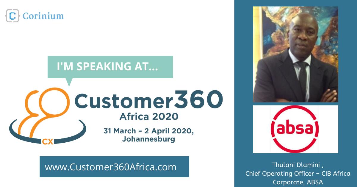 Thulani Dlamini - C360 Im speaking